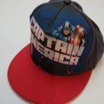Captain America Cap Snapback