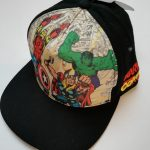 Marvel Comic Cap Snapback