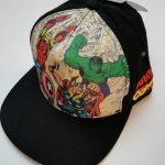 Marvel Comic Cap Snapback