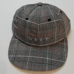 Obey Strapback Checked