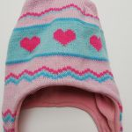 Trapper Pink & Turquoise 1-2 years